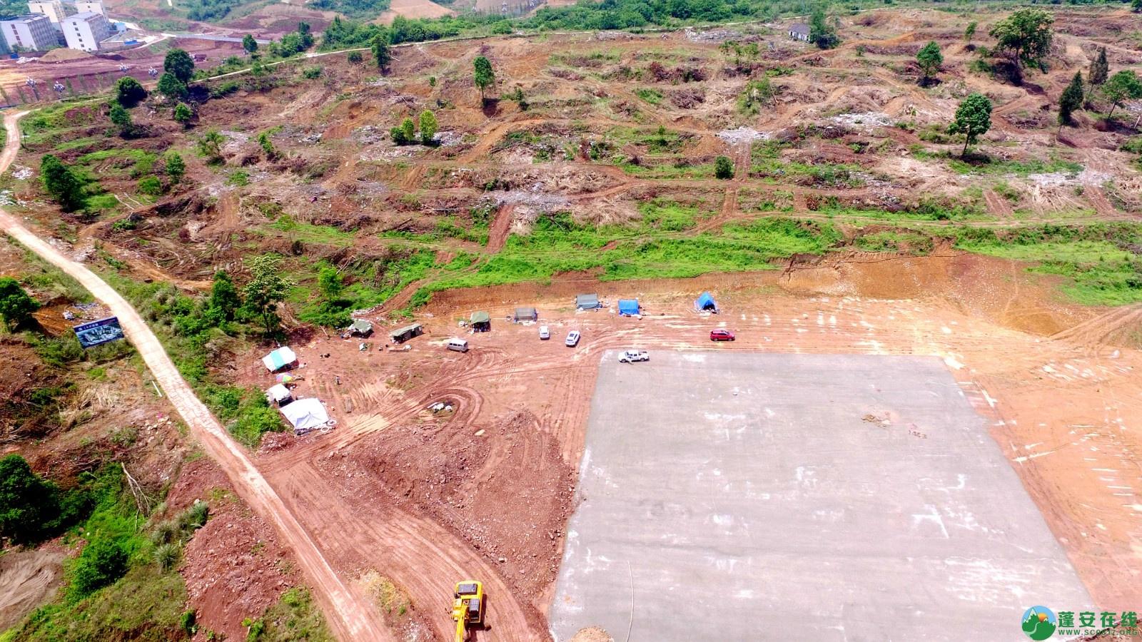 蓬安体育中心进展(2020.05.14) - 第16张  | 蓬安在线