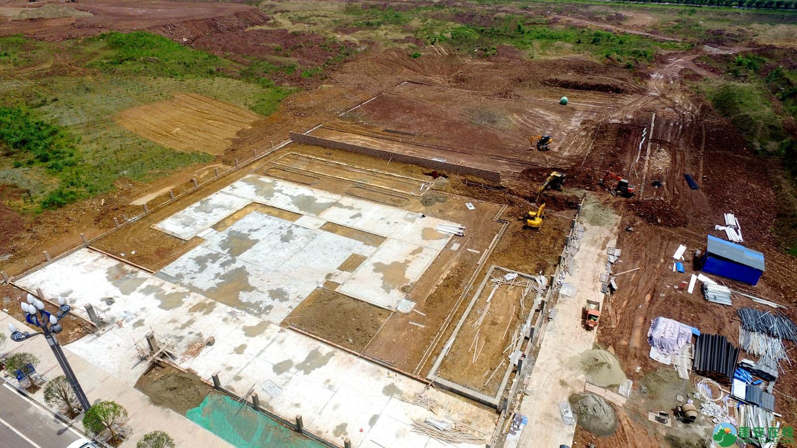 蓬安体育中心进展(2020.05.14) - 第19张  | 蓬安在线