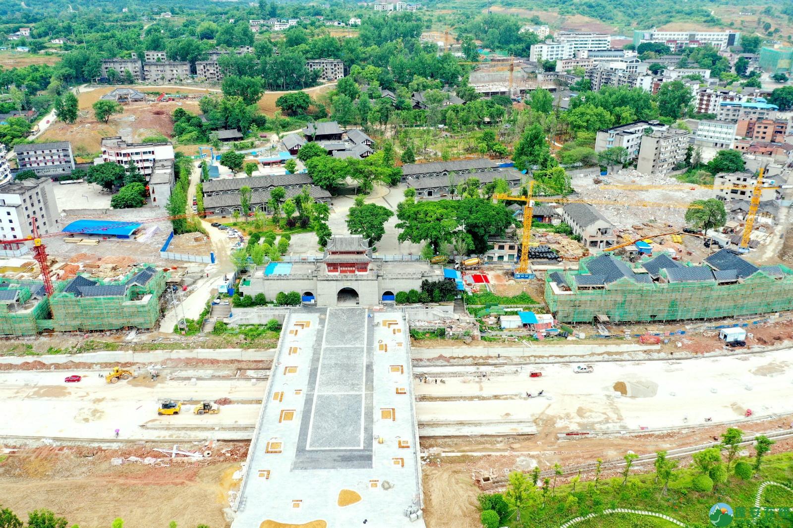 蓬安县锦屏干一道进展!(2020.5.21) - 第2张  | 蓬安在线