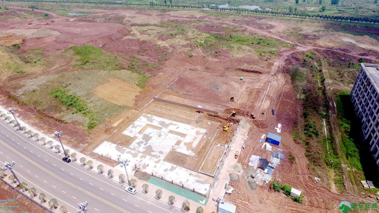 蓬安体育中心进展(2020.05.14) - 第20张  | 蓬安在线