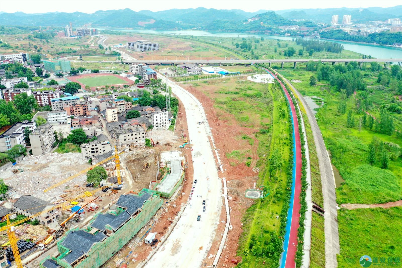 蓬安县锦屏干一道进展!(2020.5.21) - 第4张  | 蓬安在线