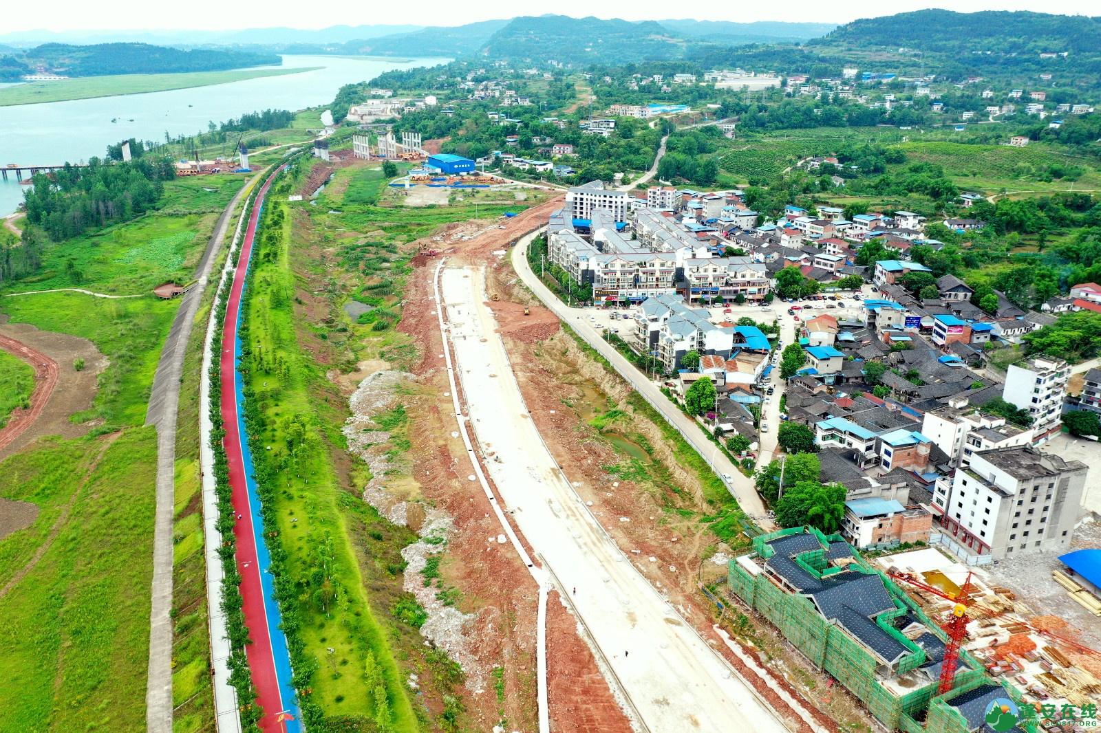 蓬安县锦屏干一道进展!(2020.5.21) - 第5张  | 蓬安在线