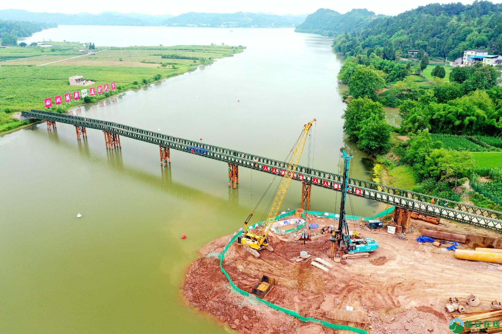 蓬安睦坝高铁站进展!(2020.5.27) - 第6张  | 蓬安在线