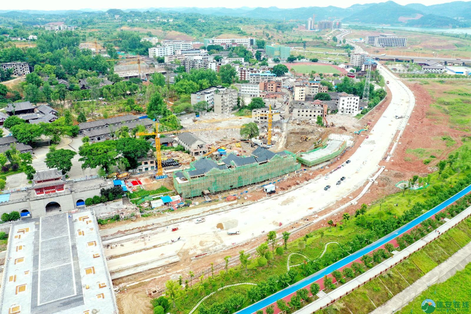 蓬安县锦屏干一道进展!(2020.5.21) - 第3张  | 蓬安在线