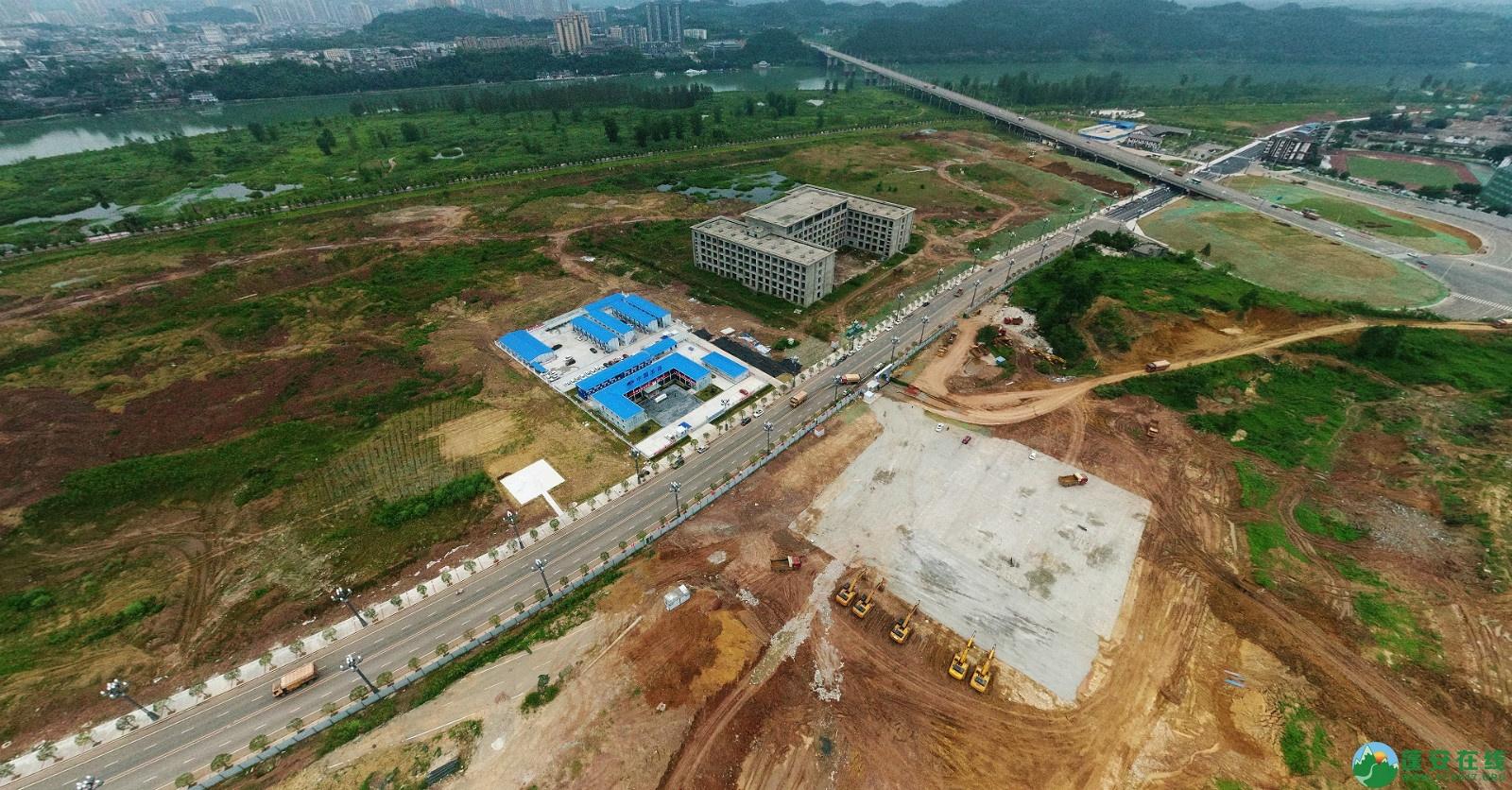 蓬安县体育馆初设进度 - 第4张  | 蓬安在线