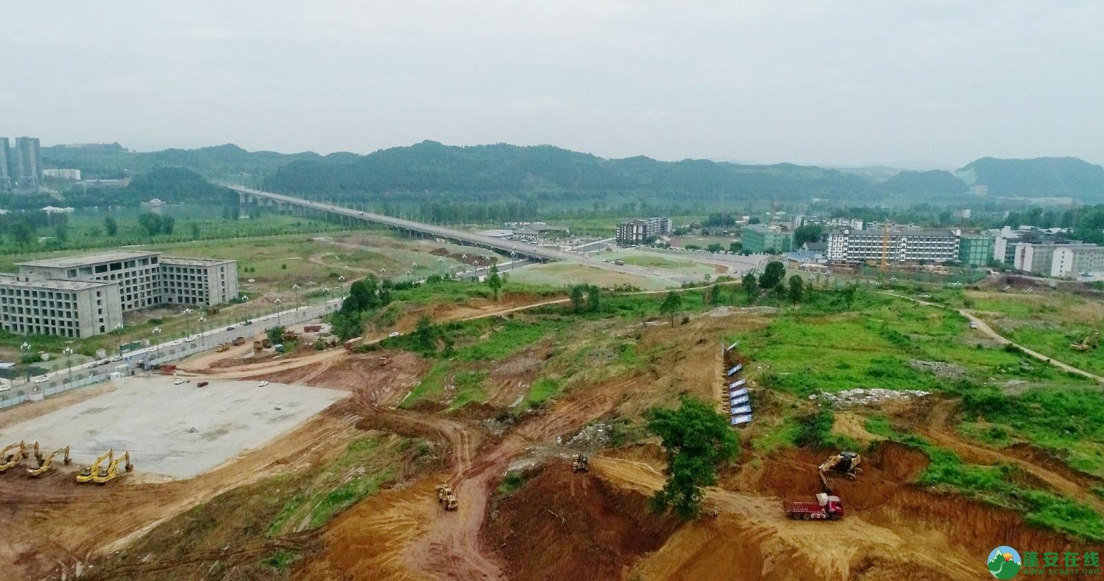 蓬安县体育馆初设进度 - 第6张  | 蓬安在线