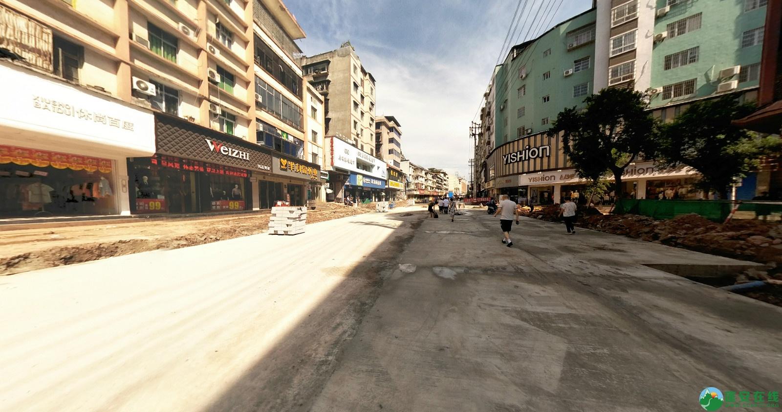 蓬安建设路改造进展(2020-08-05) - 第13张  | 蓬安在线