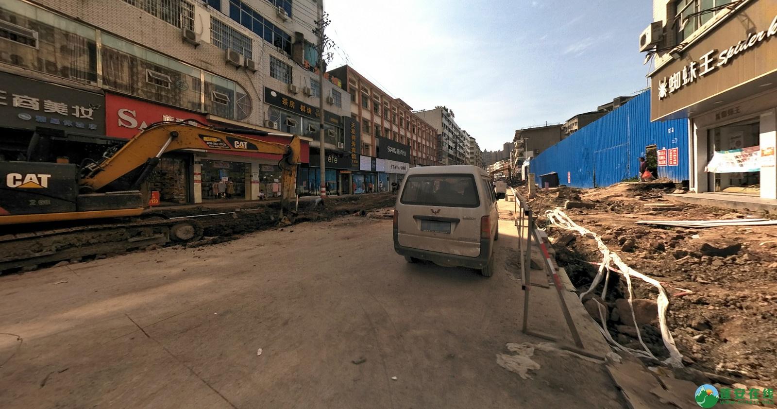 蓬安建设路改造进展(2020-08-05) - 第14张  | 蓬安在线