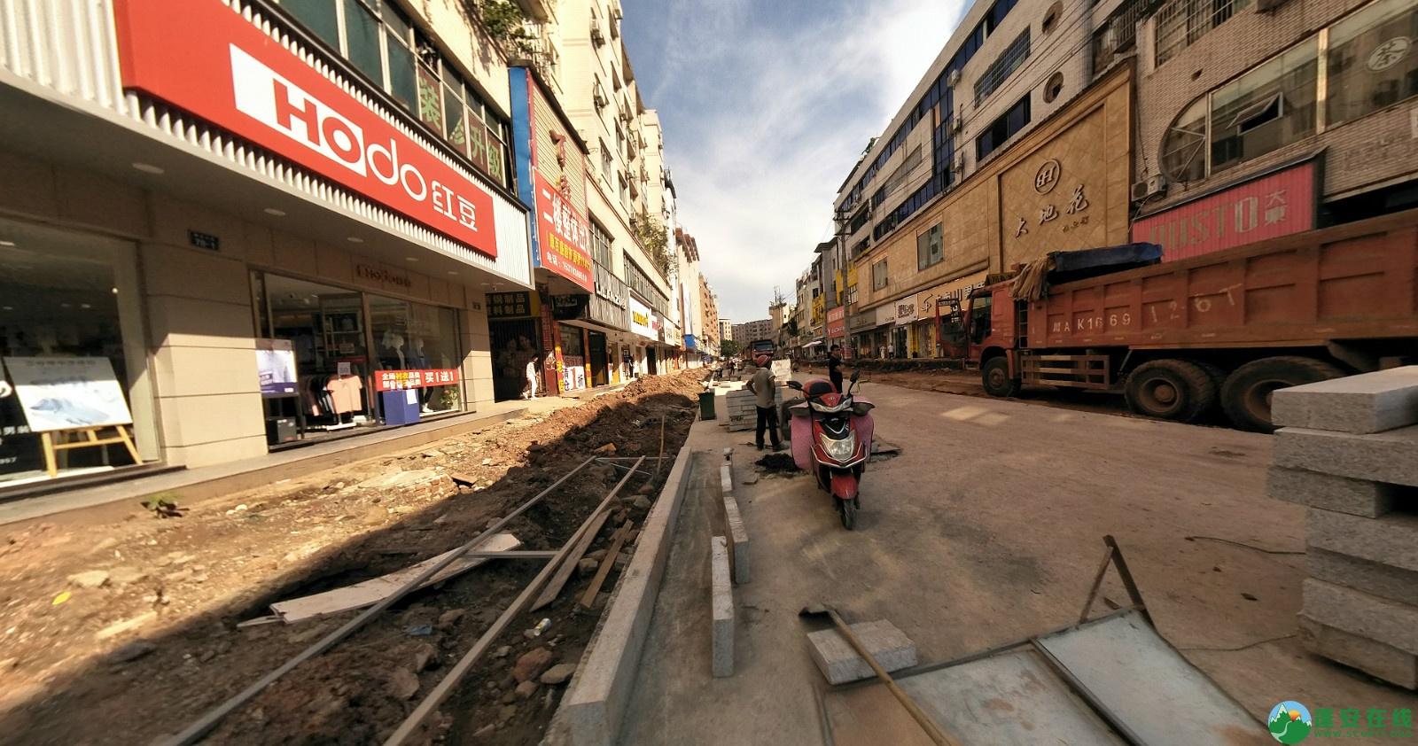 蓬安建设路改造进展(2020-08-05) - 第15张  | 蓬安在线