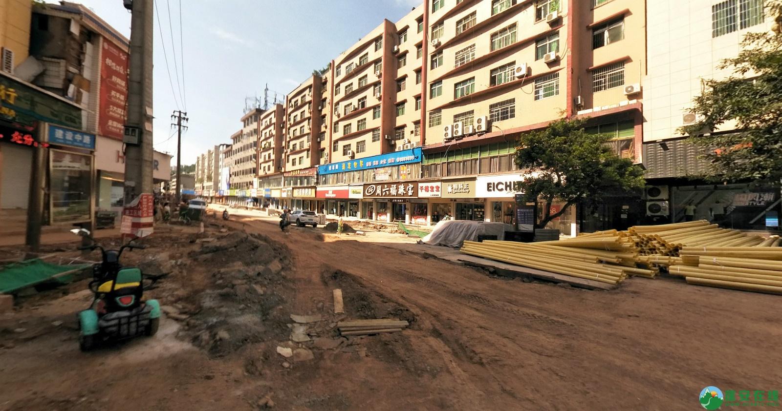 蓬安建设路改造进展(2020-08-05) - 第16张  | 蓬安在线